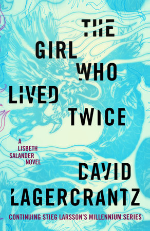 Book The Girl Who Lived Twice