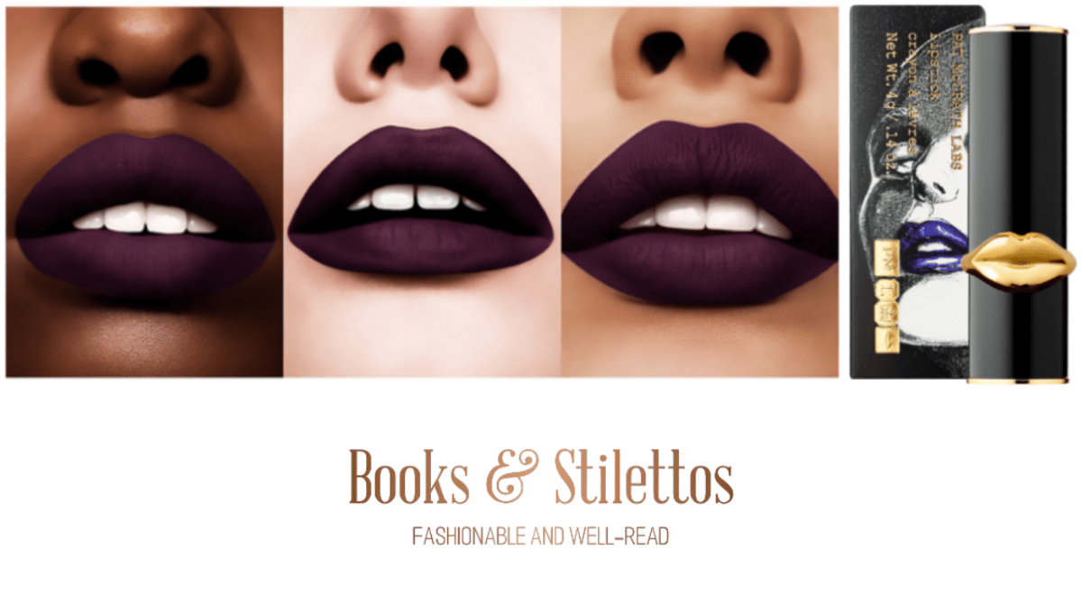 Books and Stilettos_Five Favorite Things_Pat McGrath MatteTrance™ lipstick