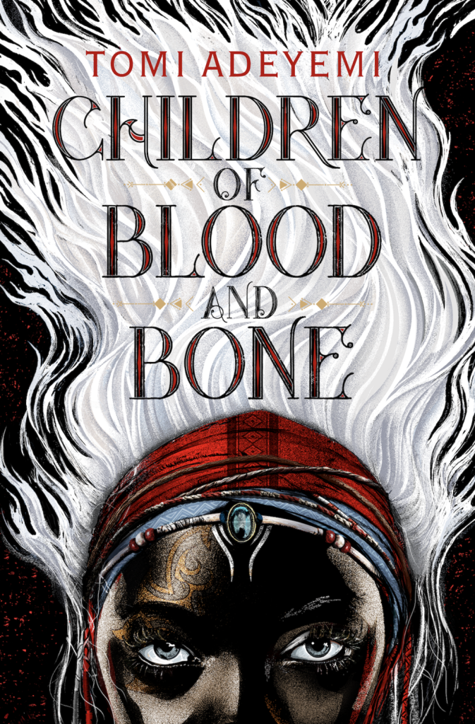 Book Children of Blood and Bone