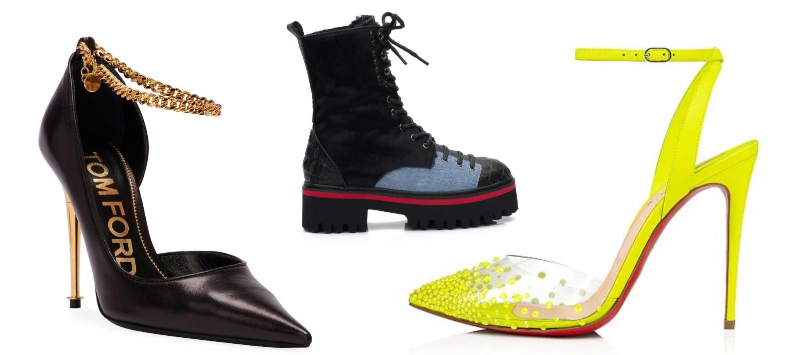 Shoe Fetish_Spring 2020 Trends_Books and Stilettos