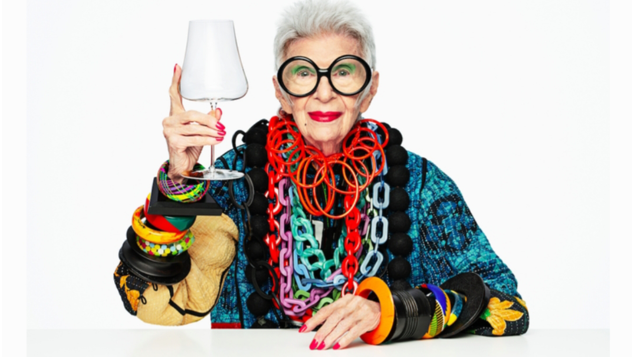 Iris Apfel_Fashion Legend and Icon